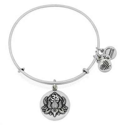 LOTUS PEACE PETALS Charm Bangle