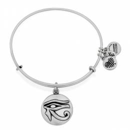 Alex and Ani Eye Of Horus Charm Bangle