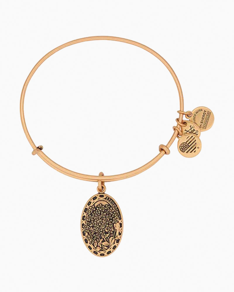 Alex and Ani Daughter Expandable Wire Bangle