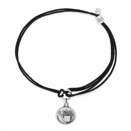 Alex and Ani Gardening Pull Cord Bracelet