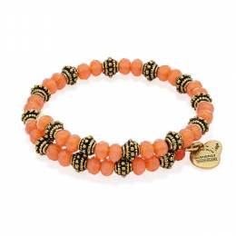 Alex and Ani Bloom Wrap in Sunset