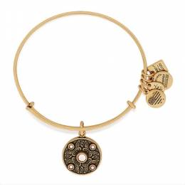 Alex and Ani Wings of Change Expandable Wire Bangle