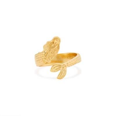 Mermaid Ring Wrap