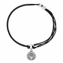 Alex and Ani Shell Pull Cord Bracelet