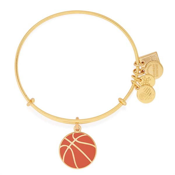 Alex and Ani Basketball Team USA Expandable Wire Bangle