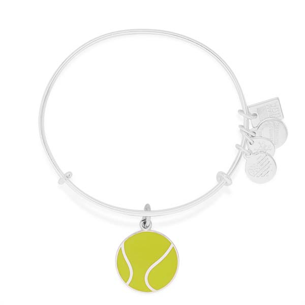 Alex and Ani Tennis Team USA Expandable Wire Bangle
