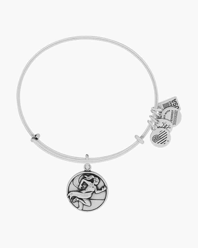 Alex and Ani Track and Field Team USA Expandable Wire Bangle