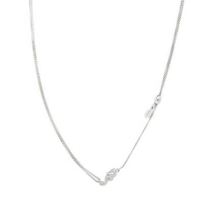 Seahorse Pull Chain Necklace