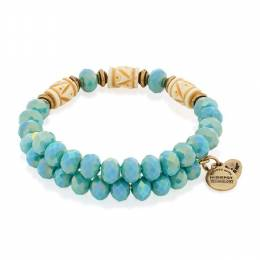 Alex and Ani Marina Deep Sea Wrap
