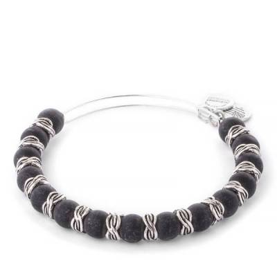 Nightfall Independence Expandable Wire Bangle
