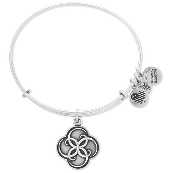 Alex and Ani Breath of Life Expandable Wire Bangle