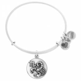 Alex and Ani Scorpio Expandable Wire Bangle