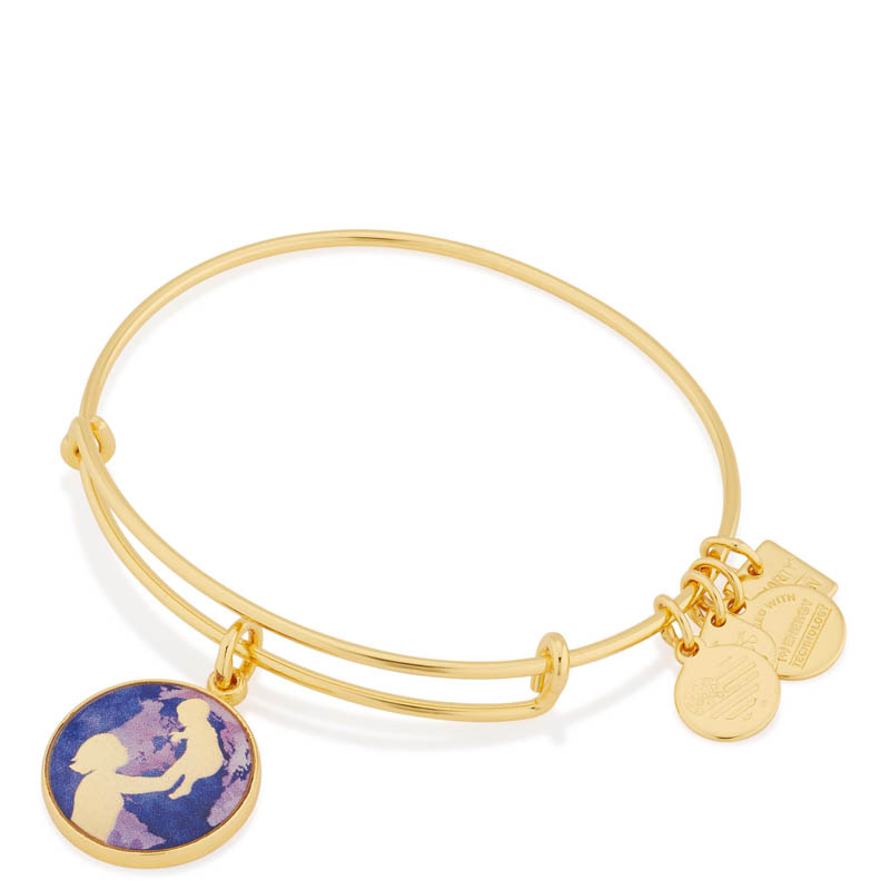 Alex and Ani Bright Future Charm Bangle