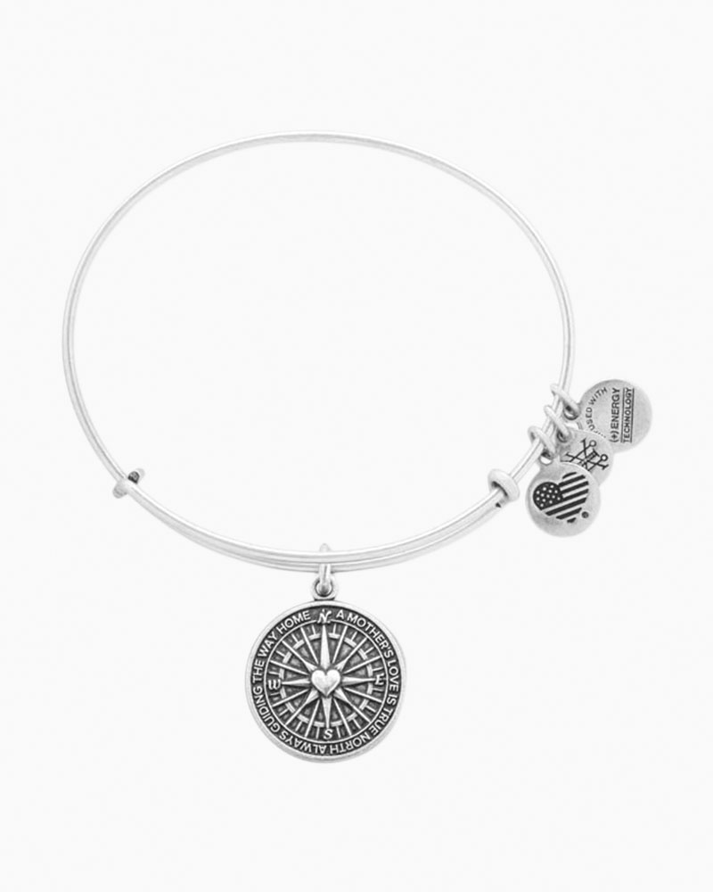 Alex and Ani True Direction Expandable Wire Bangles