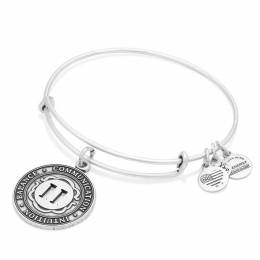 Alex and Ani Number Eleven Expandable Wire Bangle