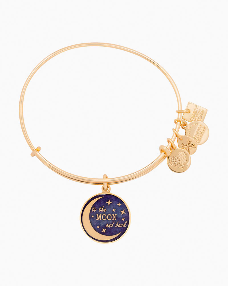 Alex and Ani Stellar Love Expandable Wire Bangle