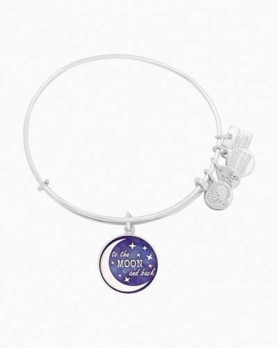 Stellar Love Expandable Charm Bangle | Edesia