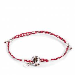 Alex and Ani Sangria Braid Crystal Swarovski Crystal Precious Threads Bracelet