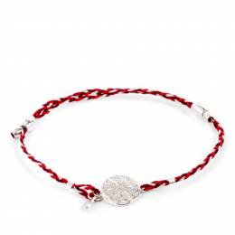 Alex and Ani Endless Knot Sangria Precious Threads Bracelets