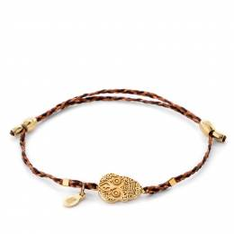 Alex and Ani Calavera Harvest Moon Precious Threads Bracelet