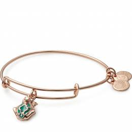 Alex and Ani Frog Prince Expandable Wire Bangle