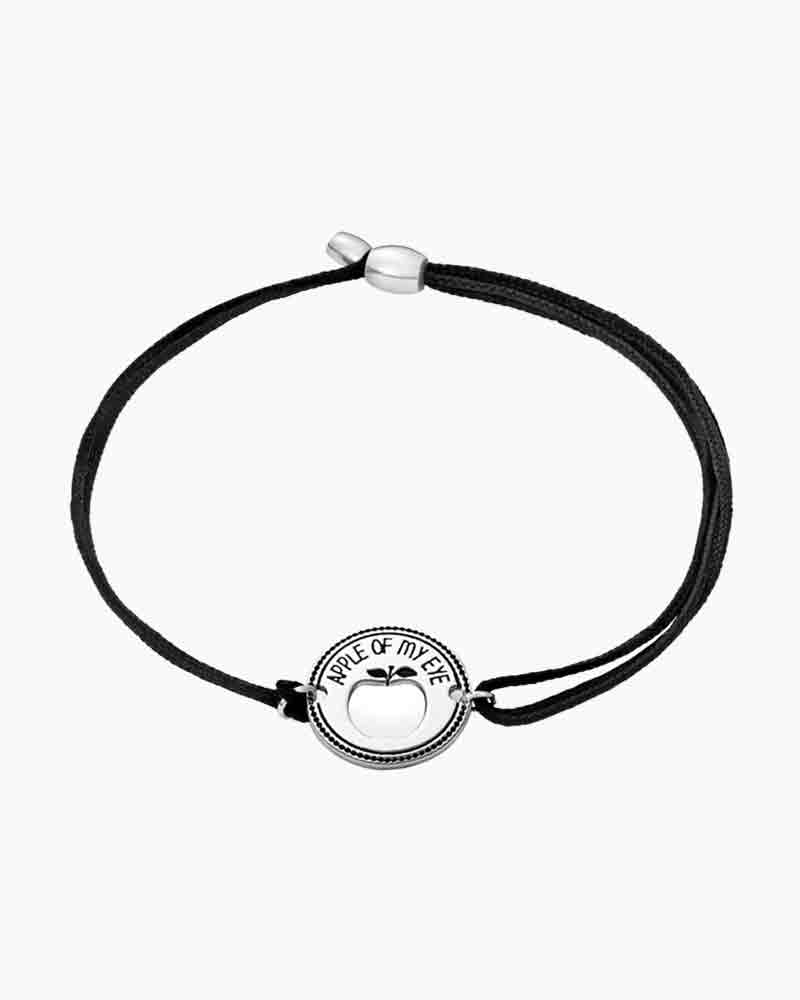 Alex and Ani Apple of My Eye Pull Cord Bracelet