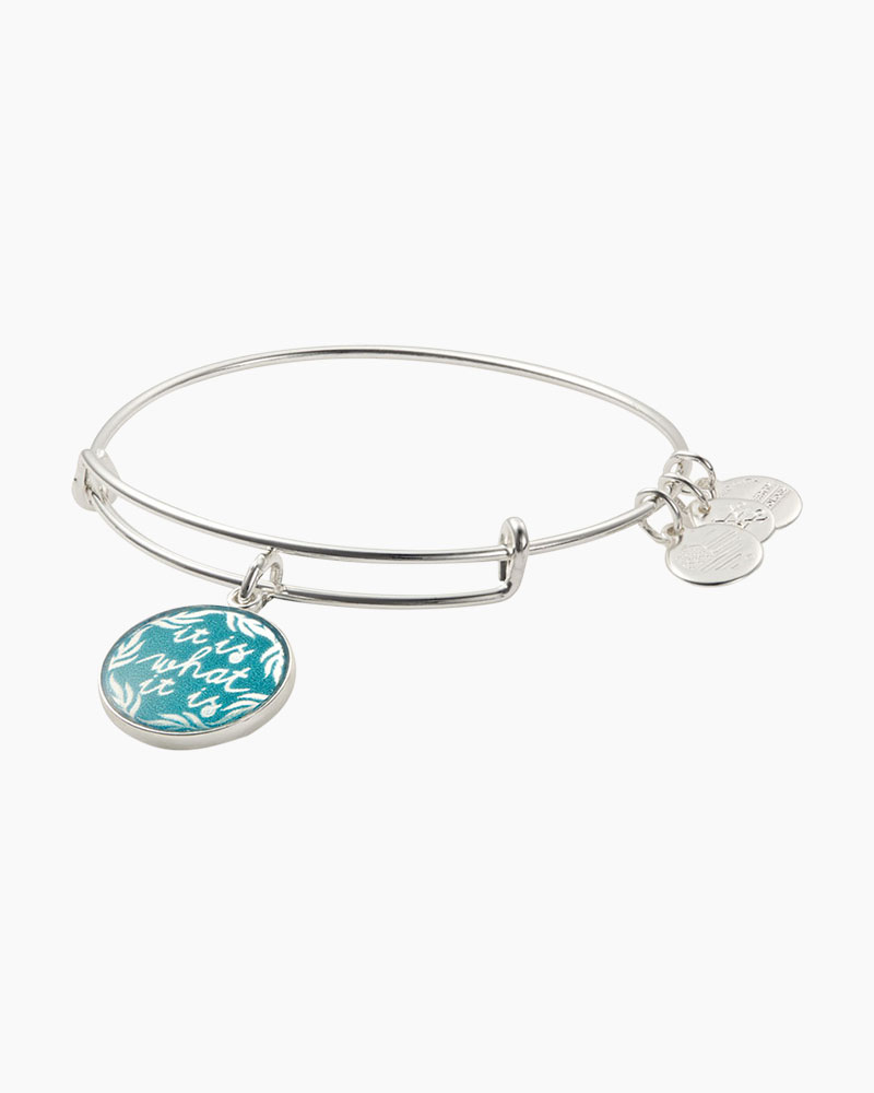 Alex And Ani It Is What It Is Charm Bangle The Paper Store
