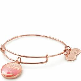 Alex and Ani Seek Solitude Charm Bangle