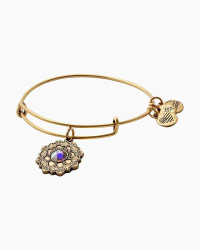 Mother of the Bride Charm Bangle