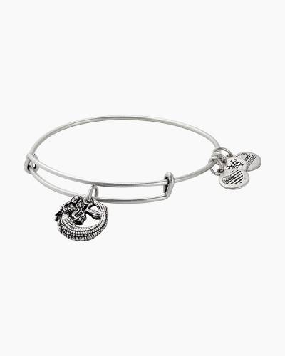 Mermaid Expandable Wire Bangle
