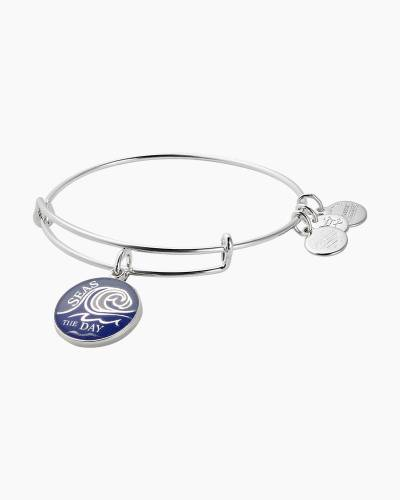 Seas The Day Expandable Wire Bangle