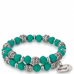 Alex and Ani Tropical Electric Wrap Bracelet