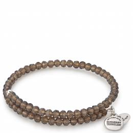 Alex and Ani Wildberry Pebble Wrap Bracelet