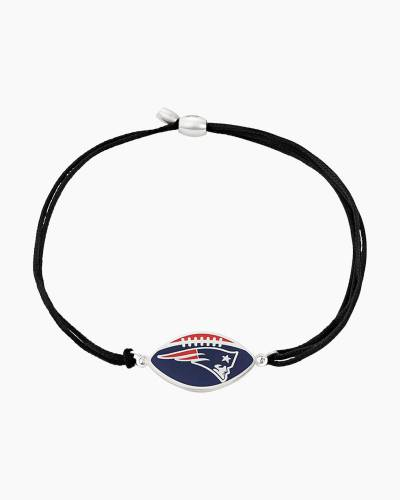 New England Patriots Pull Cord Bracelet