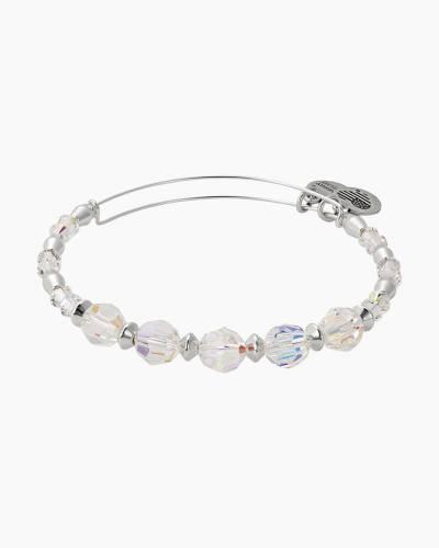 Milkyway Beaded Bangle with Swarovski Crystals