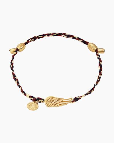 Wing Precious Threads Bracelet