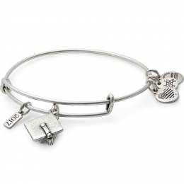 Alex and Ani 2017 Graduation Cap Charm Bangle