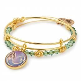 Alex and Ani Mermaid Art Infusion Set | Limited Edition
