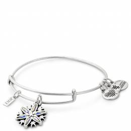 Alex and Ani 2017 Black Friday Snowflake Charm Bangle