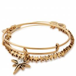 Alex and Ani North Star Set