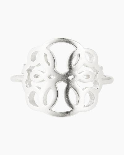 Path of Life Adjustable Statement Ring