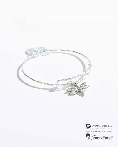 Exclusive Dragonfly Color Infusion Bangle for Dana-Farber Cancer Institute