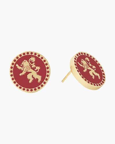 Game of Thrones Lannister Post Earrings