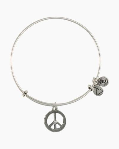 World Peace Charm Bangle