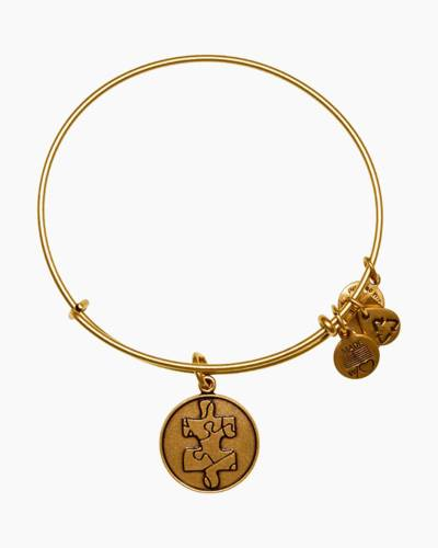 Piece Of The Puzzle Charm Bangle | National Autism Association