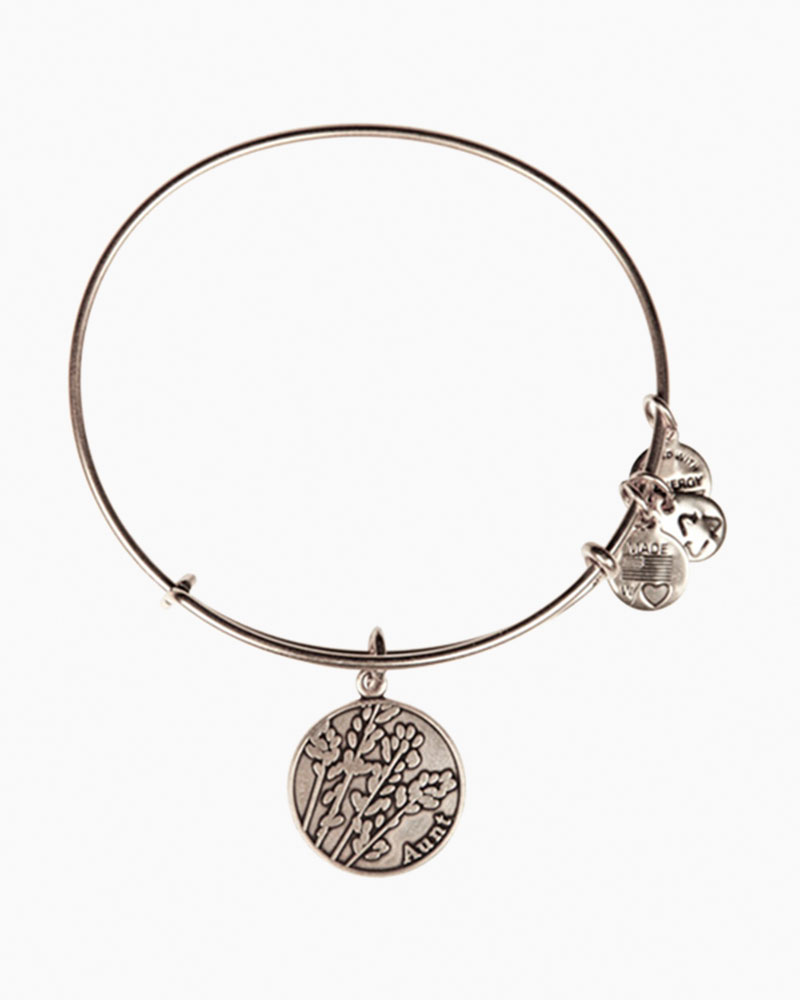 Alex And Ani Sports Charms Alex And Ani Aunt Charm