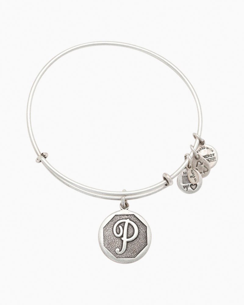 alex and ani retirement bracelet alex and ani initial p charm bangle the paper store 9116