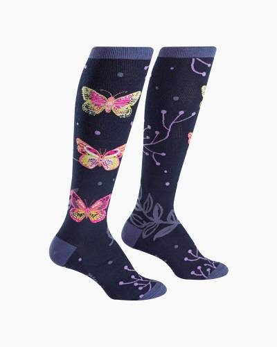 Women's Madame Butterfly Socks
