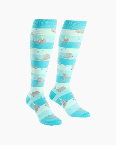 Women's Unicorn of the Sea Socks