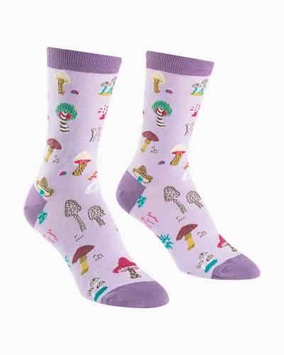 Women's Fun Guy Socks